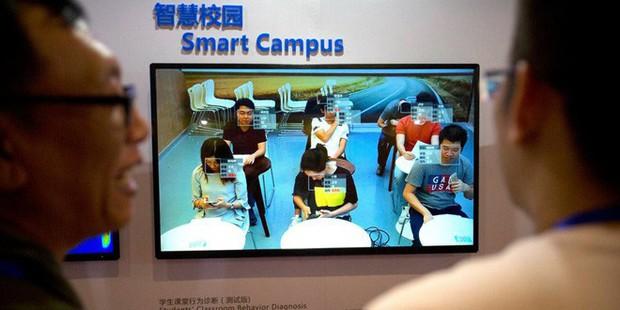 Phát hoảng với 4 công nghệ khác người ở trường học Trung Quốc, nghe xong thấy mình còn sướng chán - Ảnh 1.