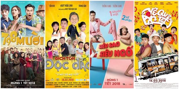 Hai Phượng giữa mùa phim Việt đầu Xuân 2019: Món bánh chưng lạ vị cho mâm cỗ ngày Tết - Ảnh 1.