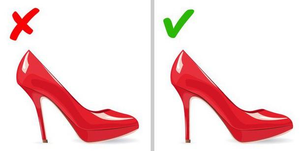 Chị em sắm giày cao gót diện Tết, ngoài phần gót cao còn phải chú ý chi tiết này thì đi giày mới thoải mái - Ảnh 6.
