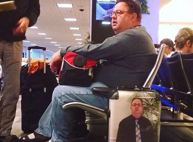 Chùm ảnh chứng minh: Sân bay là nơi hài hước nhất cũng là nơi cảm động nhất thế gian - Ảnh 23.
