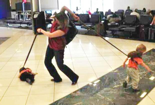 Chùm ảnh chứng minh: Sân bay là nơi hài hước nhất cũng là nơi cảm động nhất thế gian - Ảnh 21.