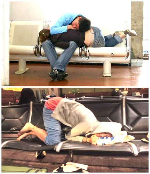 Chùm ảnh chứng minh: Sân bay là nơi hài hước nhất cũng là nơi cảm động nhất thế gian - Ảnh 17.