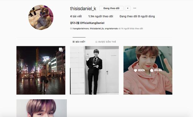 Chưa từng có tiền lệ: Kang Daniel phá vỡ kỷ lục Guinness thế giới, khiến Naver nổ suốt đêm chỉ vì... mở Instagram - Ảnh 1.