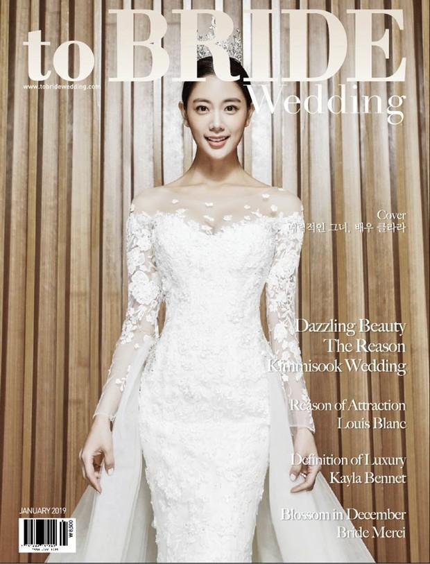 2 năm sau bê bối tình dục, bom sex xứ Hàn gây sốt vì sắp kết hôn với doanh nhân Mỹ-Hàn, tung hình cưới đẹp ná thở - Ảnh 1.
