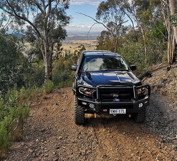 Nghe theo Google Maps đi đường tắt, anh chàng người Úc có ngay chuyến phiêu lưu nhớ đời - Ảnh 1.