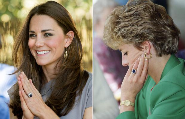 8 món trang sức Kate và Meghan được thừa hưởng từ Công nương Diana: không hoành tráng, lộng lẫy thì cũng đặc biệt tinh tế - Ảnh 1.