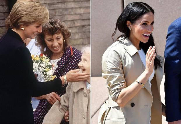 8 món trang sức Kate và Meghan được thừa hưởng từ Công nương Diana: không hoành tráng, lộng lẫy thì cũng đặc biệt tinh tế - Ảnh 5.