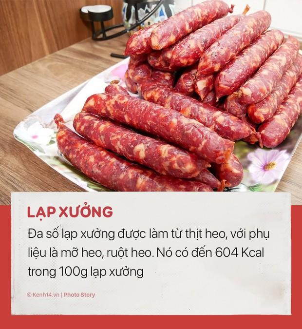 Món ăn khiến bạn tăng cân vùn vụt trong dịp Tết Nguyên đán - Ảnh 9.