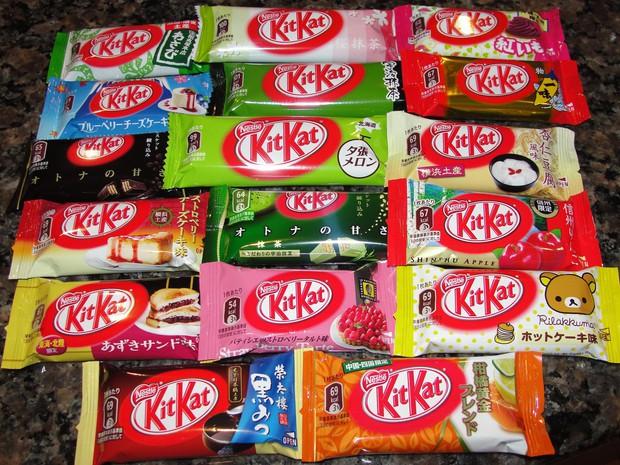 Đây là lý do vì sao bánh Kit Kat tuy ra đời ở Anh nhưng lại cực kỳ nổi tiếng tại Nhật Bản - Ảnh 4.