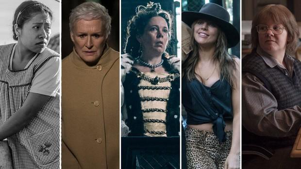 Oscar 2019 liệu có quá dễ đoán khi hai hạng mục diễn xuất gần như đã về tay Glenn Close và Rami Malek? - Ảnh 2.