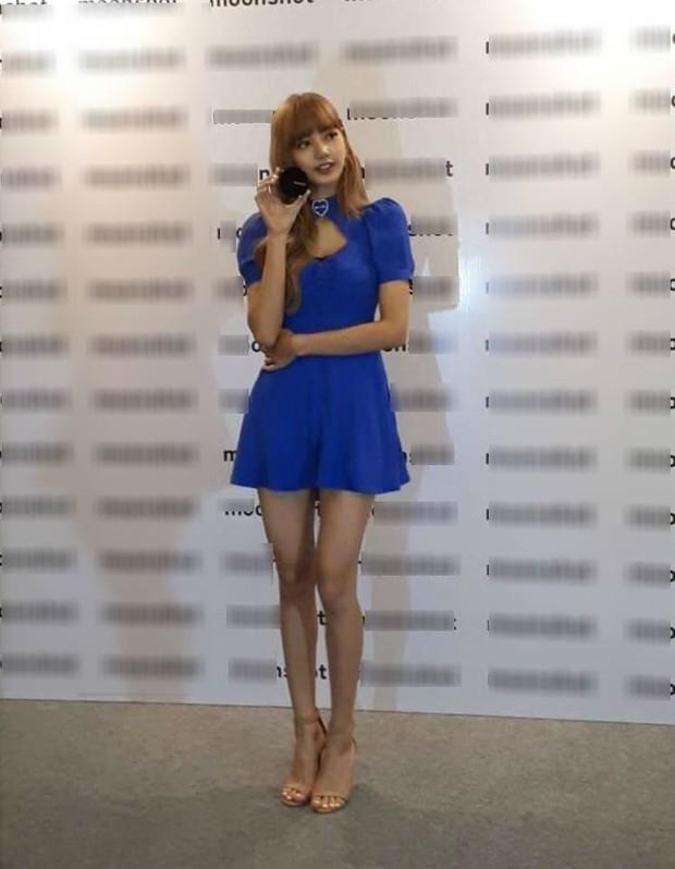 Kiểm chứng body của idol nữ Kpop ngoài đời bằng ảnh chụp vội: Black Pink và mỹ nhân này đúng là huyền thoại! - Ảnh 26.