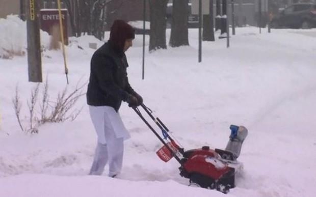 Hơn 80 triệu người dân Mỹ đang bị ảnh hưởng bởi thời tiết giá lạnh - Ảnh 1.