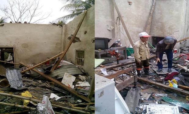 Nhân chứng thoát chết kể lại vụ nổ khiến 5 người thương vong ở Hà Tĩnh - Ảnh 1.