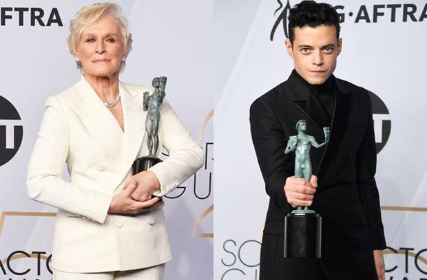 Oscar 2019 liệu có quá dễ đoán khi hai hạng mục diễn xuất gần như đã về tay Glenn Close và Rami Malek? - Ảnh 1.