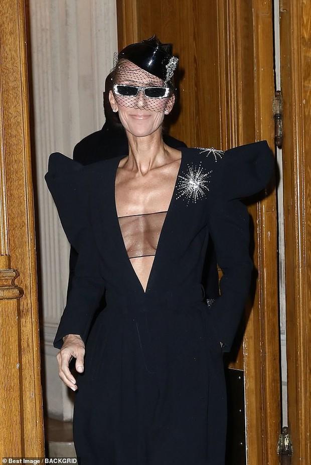 Celine Dion đáp trả cực gắt khi bị dân tình chê ngày càng gầy gò kém sắc - Ảnh 2.