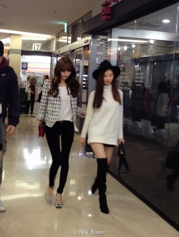 Kiểm chứng body của idol nữ Kpop ngoài đời bằng ảnh chụp vội: Black Pink và mỹ nhân này đúng là huyền thoại! - Ảnh 16.