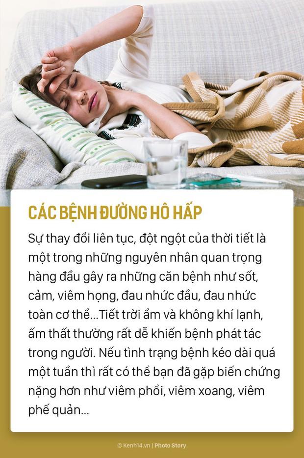 Đừng để năm mới suốt ngày phải nằm nhà vì các bệnh thường gặp sau - Ảnh 7.
