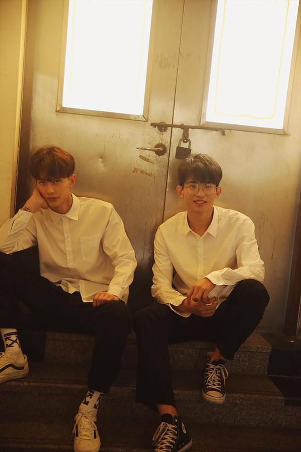 Hai hot boy Trung Quốc khoe bộ ảnh đậm mùi chemistry làm dân tình thi nhau đẩy thuyền - Ảnh 12.