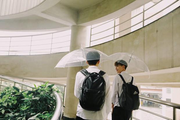 Hai hot boy Trung Quốc khoe bộ ảnh đậm mùi chemistry làm dân tình thi nhau đẩy thuyền - Ảnh 13.