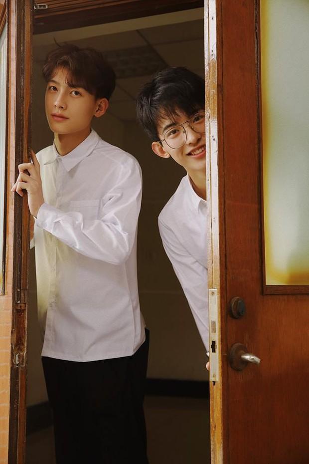 Hai hot boy Trung Quốc khoe bộ ảnh đậm mùi chemistry làm dân tình thi nhau đẩy thuyền - Ảnh 6.