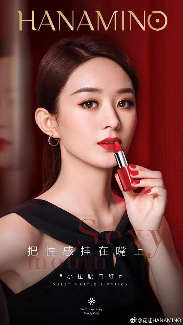 """Không phải Phạm Băng Băng – Angela Baby, ca sĩ """"nam tính"""" này mới là mỹ nhân khí chất nhất khi quảng cáo son môi được netizen gọi tên - Ảnh 6."""
