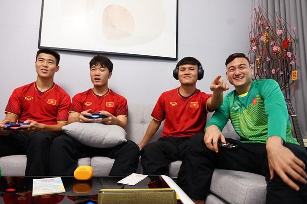 Tuyển thủ Việt Nam: Quan trọng nhất của năm mới là phải có sức khỏe - Ảnh 2.