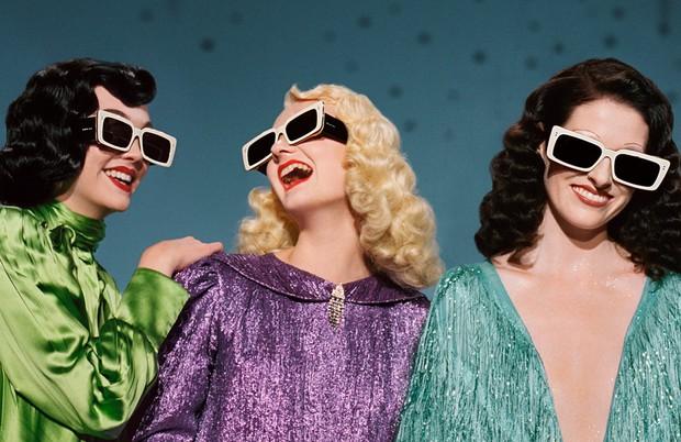 Cả một trời điện ảnh được tái hiện xuất sắc trong chiến dịch mới nhất của Gucci - Ảnh 7.