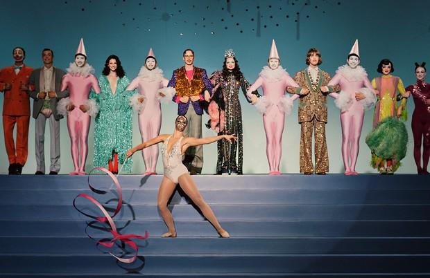 Cả một trời điện ảnh được tái hiện xuất sắc trong chiến dịch mới nhất của Gucci - Ảnh 6.