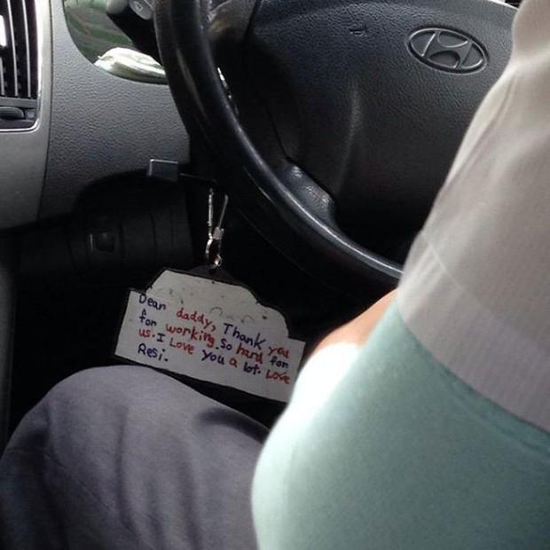 15 tài xế taxi cực tâm lý và đáng yêu, hành khách không cho 5 sao quả là thiếu sót - Ảnh 2.
