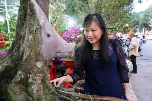 Cận cảnh cây khế đầu heo có giá nửa tỷ đồng được bày bán thu hút người dân Sài Gòn - Ảnh 15.