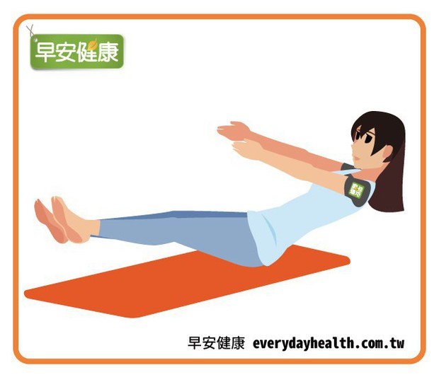 Bài tập đẩy nhanh quá trình trao đổi chất giúp phụ nữ duy trì vóc dáng cân đối - Ảnh 4.
