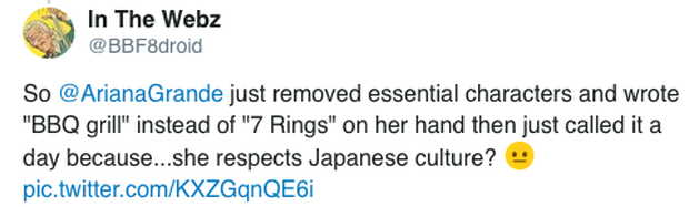 Quê như Ariana Grande: Xăm chữ tiếng Nhật cho cá tính mà lại bị phát hiện nội dung sai nghĩa! - Ảnh 5.