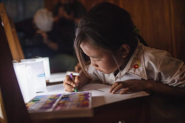 Trẻ em Tri Lễ vẽ nên ngàn ước mơ giữa núi rừng - Ảnh 5.