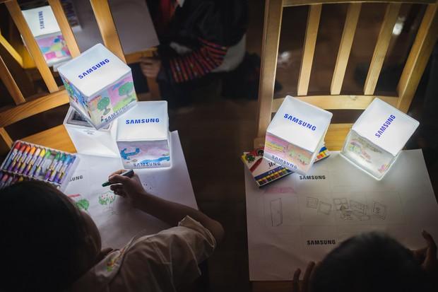 Trẻ em Tri Lễ vẽ nên ngàn ước mơ giữa núi rừng - Ảnh 4.