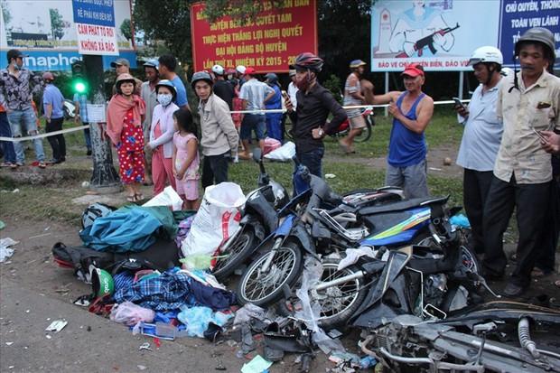 Thăm nạn nhân vụ tai nạn ở Long An: Cảnh nghèo không thể tưởng! - Ảnh 1.