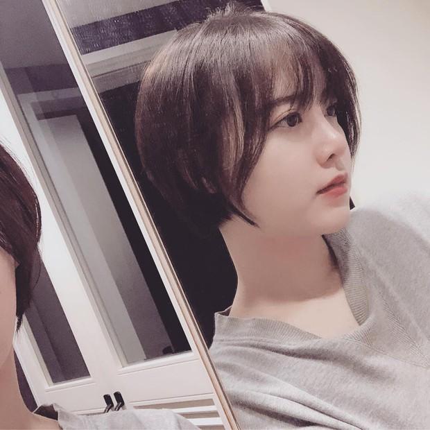 Nàng cỏ Goo Hye Sun vừa cắt tóc ngắn, nhan sắc nhỉnh lên bội phần và lại còn hack thêm được vài tuổi - Ảnh 2.