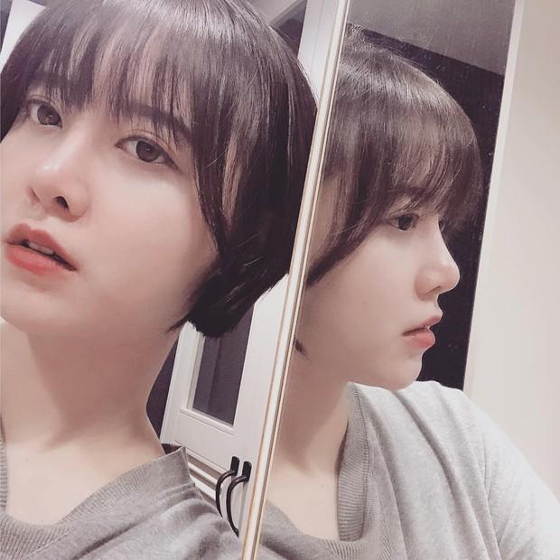 Nàng cỏ Goo Hye Sun vừa cắt tóc ngắn, nhan sắc nhỉnh lên bội phần và lại còn hack thêm được vài tuổi - Ảnh 3.