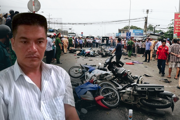 Container gây tai nạn ở Long An: Số phận khác người của tài xế Hiếu - Ảnh 1.