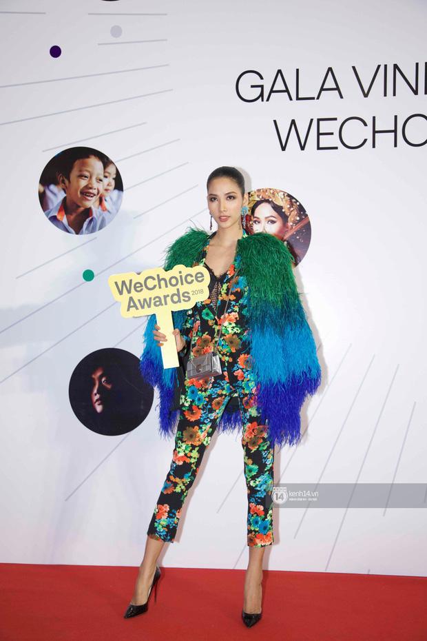 Màn đọ sắc cực gắt của dàn Hoa hậu đình đám nhất Vbiz trên thảm đỏ WeChoice: Sang chảnh và đỉnh cao là đây! - Ảnh 13.