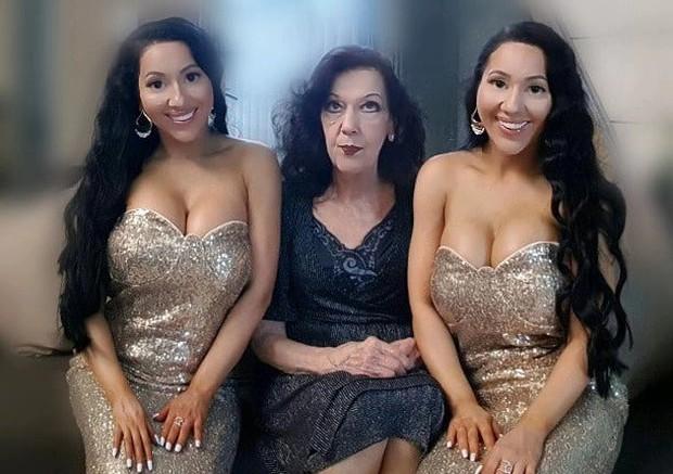Cặp sinh đôi giống nhau nhất thế giới muốn đồng thời mang thai với cùng một người đàn ông - Ảnh 3.