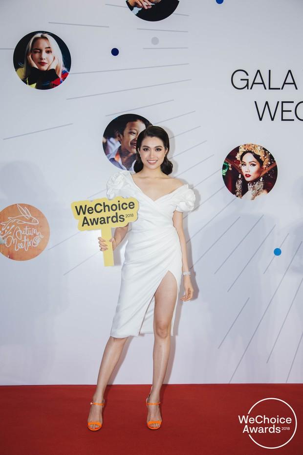Màn đọ sắc cực gắt của dàn Hoa hậu đình đám nhất Vbiz trên thảm đỏ WeChoice: Sang chảnh và đỉnh cao là đây! - Ảnh 19.