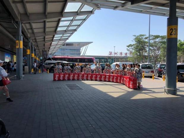 Supreme fake sắp mở store hoành tráng không thua gì hãng xịn ở Thượng Hải - Ảnh 4.