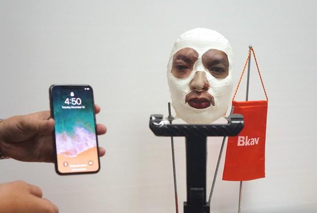 Bất ngờ với chuyên gia Trung Quốc tuyên bố hack Face ID trên iPhone X chỉ bằng một bức ảnh - Ảnh 3.
