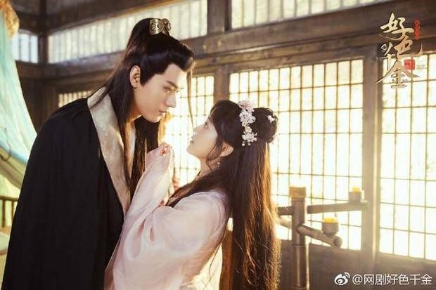 """""""Mê trai"""" như nữ chính Thiên Kim Háo Sắc thì có đầu thai cũng chẳng hết! - Ảnh 1."""