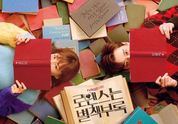 Cặp đôi chị - em Lee Jong Suk và Lee Na Young với chuyện tình xoay quanh những quyển sách sẽ tiếp sóng Memories Of Alhambra - Ảnh 2.