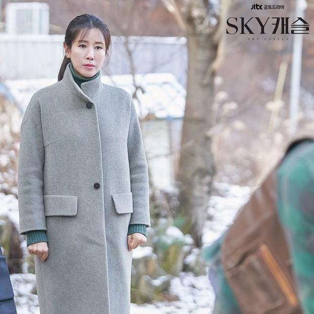 """Sky Castle: Bức tranh chân thực về cuộc chiến khốc liệt mang tên """"thi đại học"""" của học sinh Hàn Quốc - Ảnh 6."""