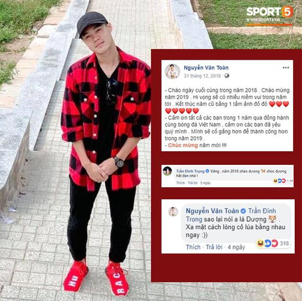 Điều ước của Văn Toàn trước thềm Asian Cup 2019 khiến fan chạnh lòng - Ảnh 2.