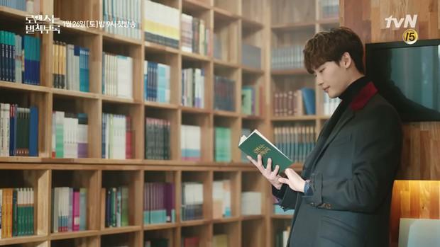 Cặp đôi chị - em Lee Jong Suk và Lee Na Young với chuyện tình xoay quanh những quyển sách sẽ tiếp sóng Memories Of Alhambra - Ảnh 11.