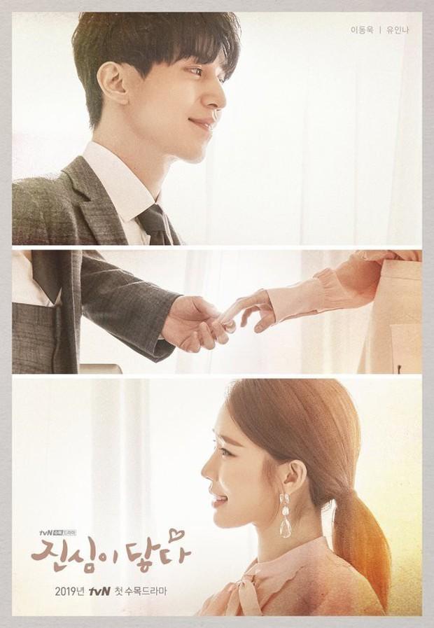 """Sau """"Encounter"""" bạn sẵn sàng cho couple Thần chết Lee Dong Wook – Chủ tiệm gà Yoo In Na chưa? - Ảnh 3."""