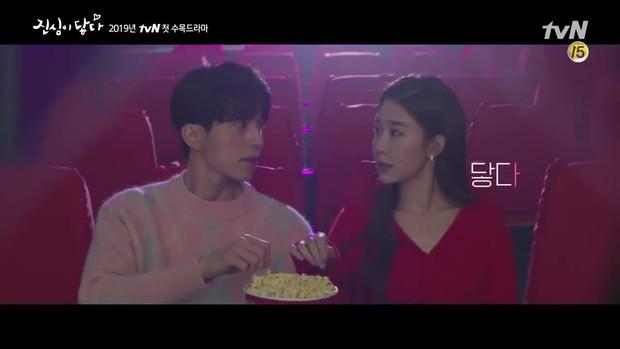 """Sau """"Encounter"""" bạn sẵn sàng cho couple Thần chết Lee Dong Wook – Chủ tiệm gà Yoo In Na chưa? - Ảnh 5."""